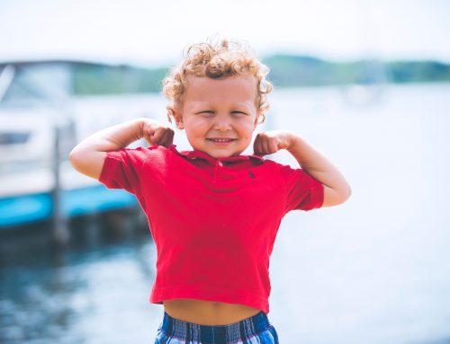 L'importance que votre enfant soit fier de lui-même (et pas juste vous fier de lui)