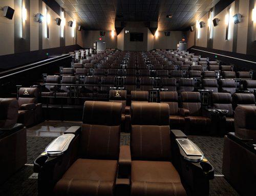 Pourquoi je vais toujours au cinéma en mode VIP